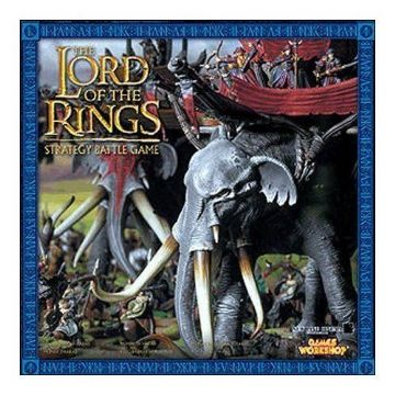 Games Workshop Warhammer The Lord Of The Rings War Mumak Of Harad 05-31